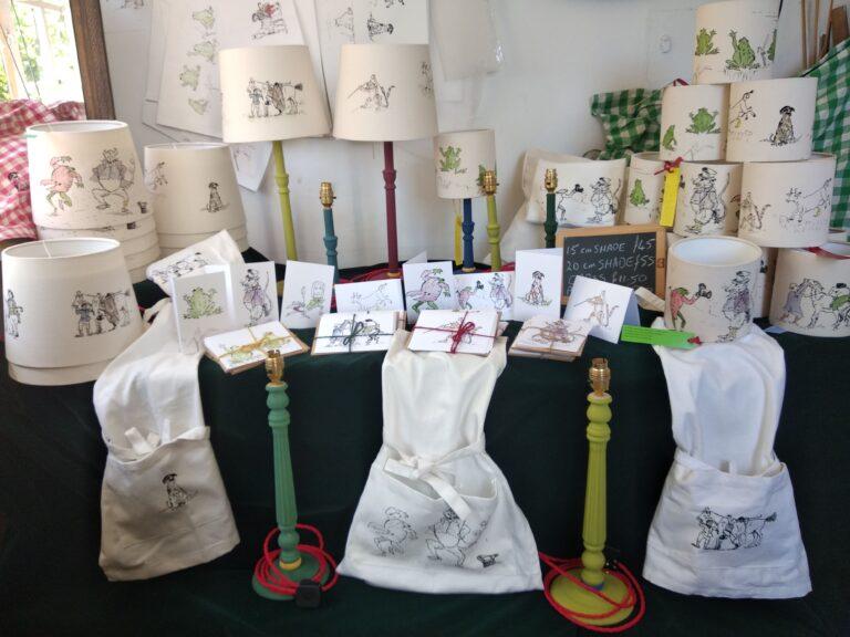 Artisan & Makers Pop Up Market – Bridwell Park – 21st August 2021